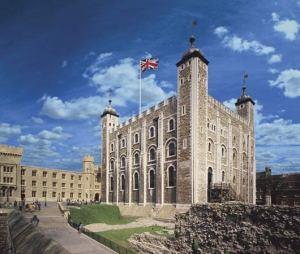 Tower of London Photo Credit: Encyclopædia Britannica